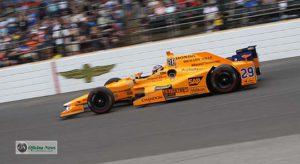 Fernando Alonso liderou a prova e já fala em voltar a Indianapolis em 2018 (Indycar)