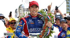 Aos 40 anos Sato se consagra como primeiro japonês a vencer em Indy (Indycar)