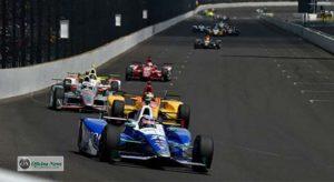 Sato andou forte durante as 200 voltas da prova (Honda)