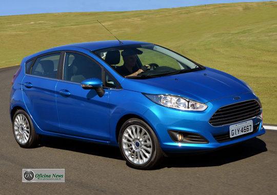 Ford lança versão do Fiesta EcoBoost com tecnologia turbo