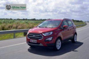 Ford apresenta o EcoSport 2018 com duas novas motorizações