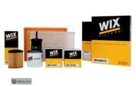Wix Filters amplia linha de filtros para linha leve