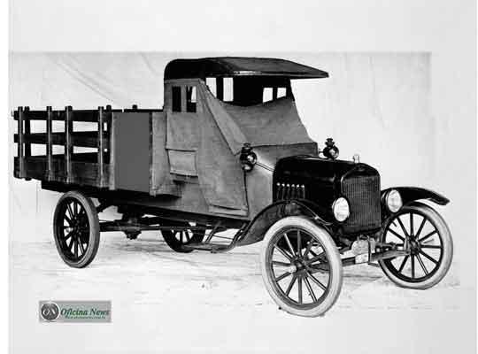 Ford comemora 100 anos de história no segmento de picapes