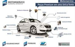 Motorservice amplia portfólio para mercado de reposição