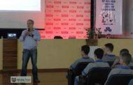 Nakata ministra palestras gratuitas em cidades paulistas