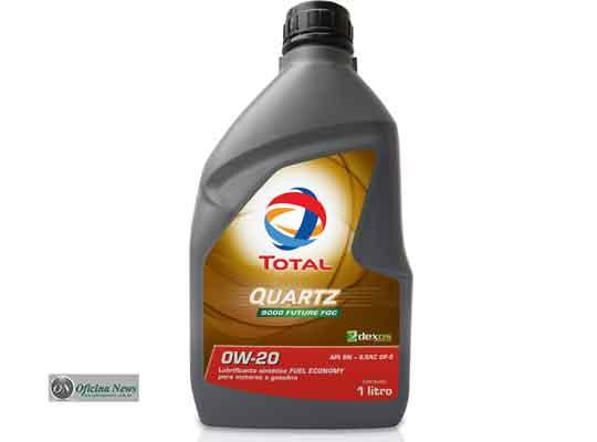 Total lança novo lubrificante voltado para veículos leves