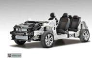 Estratégia Modular MQB marca uma nova era para a Volkswagen