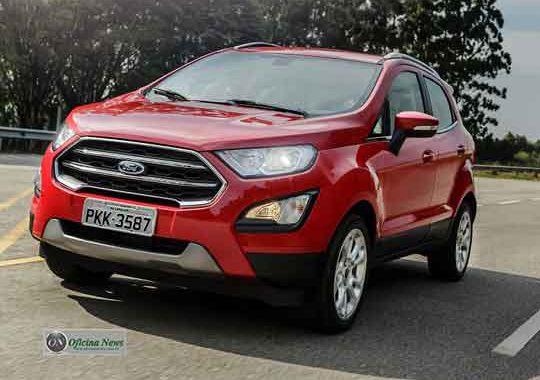"""Ford realiza o evento """"EcoSport Week"""" em todo o Brasil"""