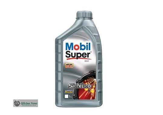 Mobil lança o novo lubrificante Mobil Super Sintético 0W20