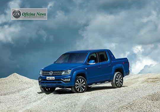 Nova Amarok é o destaque da Volkswagen na 40ª Expointer