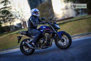 CB 500X, CB 500F e CBR 500R trazem novas cores e grafismos