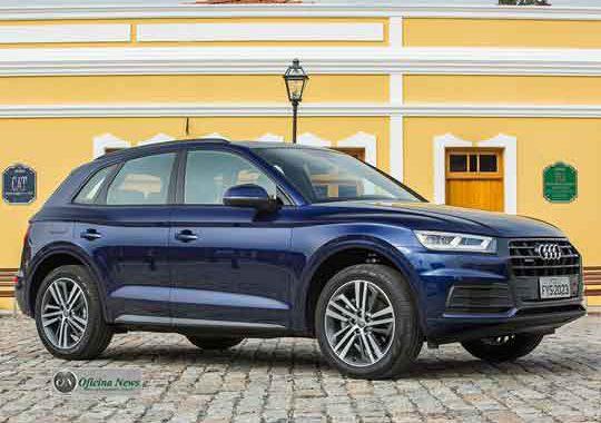 Audi lança segunda geração do Q5 com perfil mais esportivo