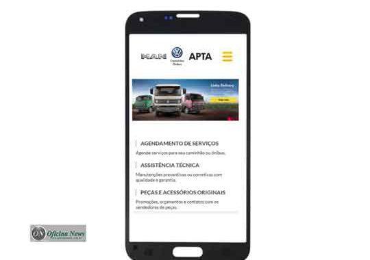 Apta Caminhões e Ônibus lança site com design responsivo