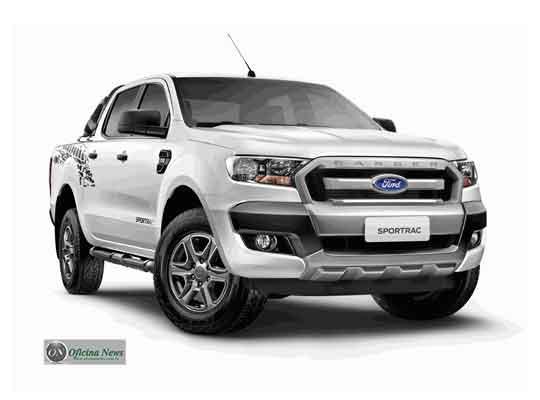 Ford lança a linha 2018 da Ranger com duas novas versões