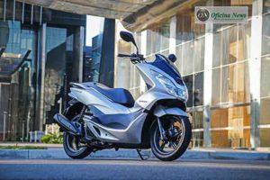 Honda PCX 150 chega ao mercado com uma nova opção de cor