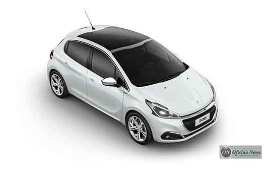 Peugeot lança a série especial e limitada 208 Urbantech