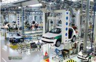 Produção e licenciamento de autoveículos crescem no bimestre