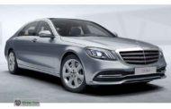 Mercedes-Benz Classe S chega ao Brasil com novos motores