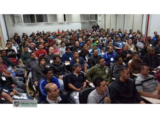 Nakata promove palestras técnicas gratuitas em Joinville