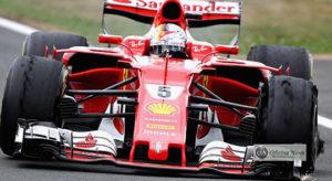 Silverstone, os pneus apagaram as chances da Ferrari (Sky Sport)