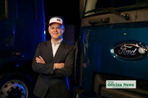 Ford comemora 60 anos de produção do caminhão nacional F-600