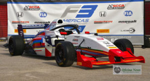 F-3 dos EUA em 2018 usará este Ligier-Honda (SCCA)