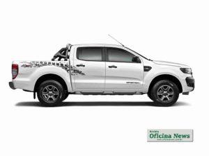 Ford atinge participação de 18,8% nas vendas de picapes
