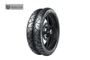 Levorin lança pneu para motos utilitárias com pegada esportiva