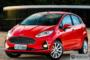 Ford apresenta o New Fiesta 2018 com novo design externo