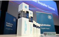 ZF Friedrichshafen AG premia os seus melhores fornecedores