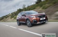 PEUGEOT apresenta o novo SUV PEUGEOT 3008 GRIFFE PACK