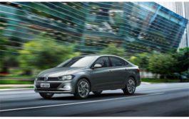 Volkswagen apresenta o novo sedã Virtus
