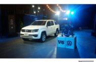 Volkswagen apresenta a Amarok V6 Highline com motor 3.0 TDI