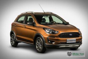 Ford apresenta o Ka FreeStyle, novo utilitário compacto