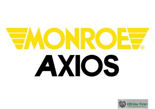Monroe Axios apresenta nova identidade visual ao mercado