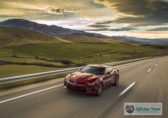 Chevrolet prepara importação de mais um lote do Camaro SS
