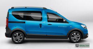 Dacia Dokker é o Novo Renault Kangoo