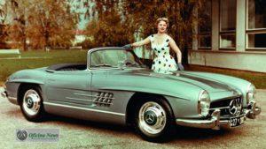 Mercedes SL Roadster, revendedor mudou a história