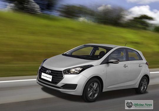 Hyundai apresenta a edição comemorativa HB20 Copa do Mundo