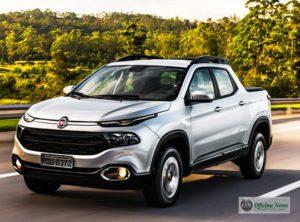 Fiat Toro ganha linha 2019 com novas versões e configurações