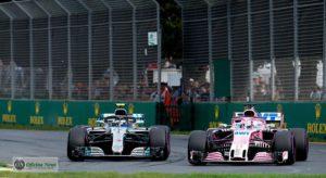 Bottas, sob pressão fez corrida apagada (Mercedes)