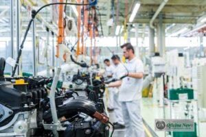Fábrica de motores da FCA de Campo Largo completa 10 anos