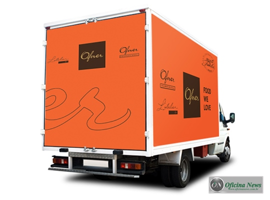 Truck da Ofner oferece comodidade aos clientes na Páscoa