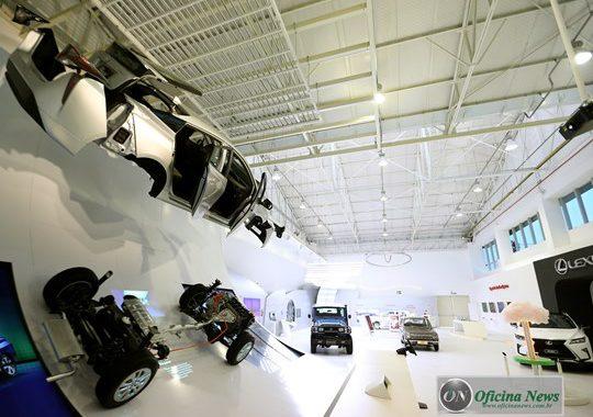Toyota do Brasil atinge marca de 10 milhões de veículos