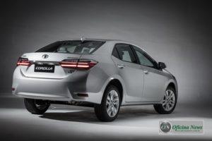 Toyota do Brasil anuncia a chegada da linha Corolla 2019