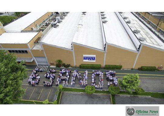 MWM Motores celebra 65 anos de atuação no mercado brasileiro