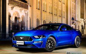 Mustang tem suas vendas iniciadas no mercado brasileiro