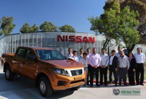 Nissan Frontier, primeira corrida industrial na Argentina