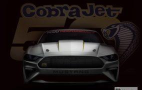 Ford Mustang Cobra Jet terá edição limitada comemorativa