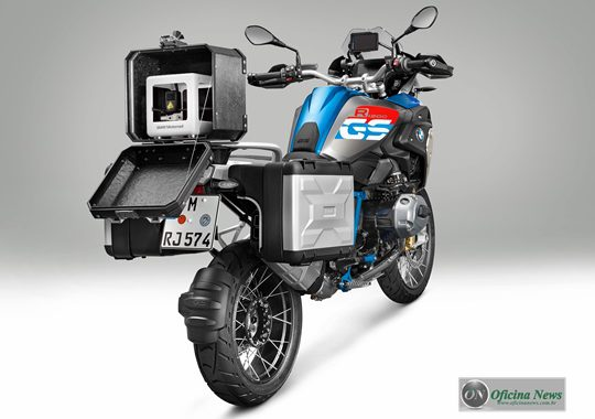 BMW Motorrad iParts aumenta a oferta de peças de reposição